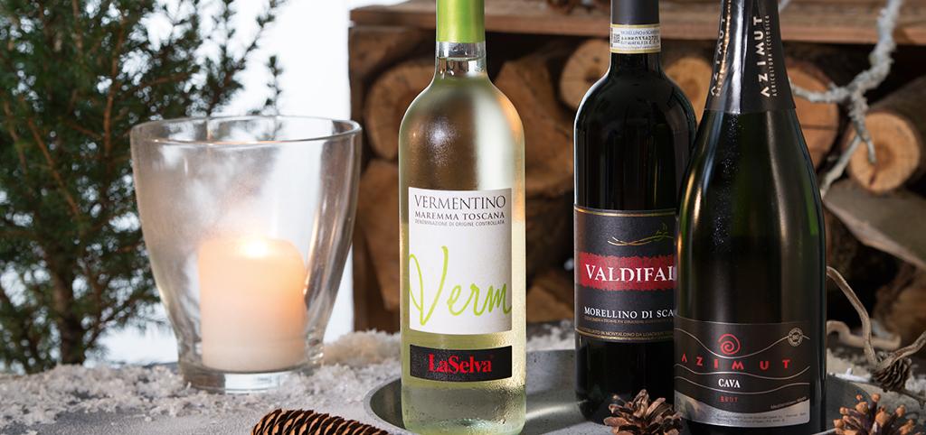 Bio-Wein-Aktion mit 10% Weihnachtsrabatt!