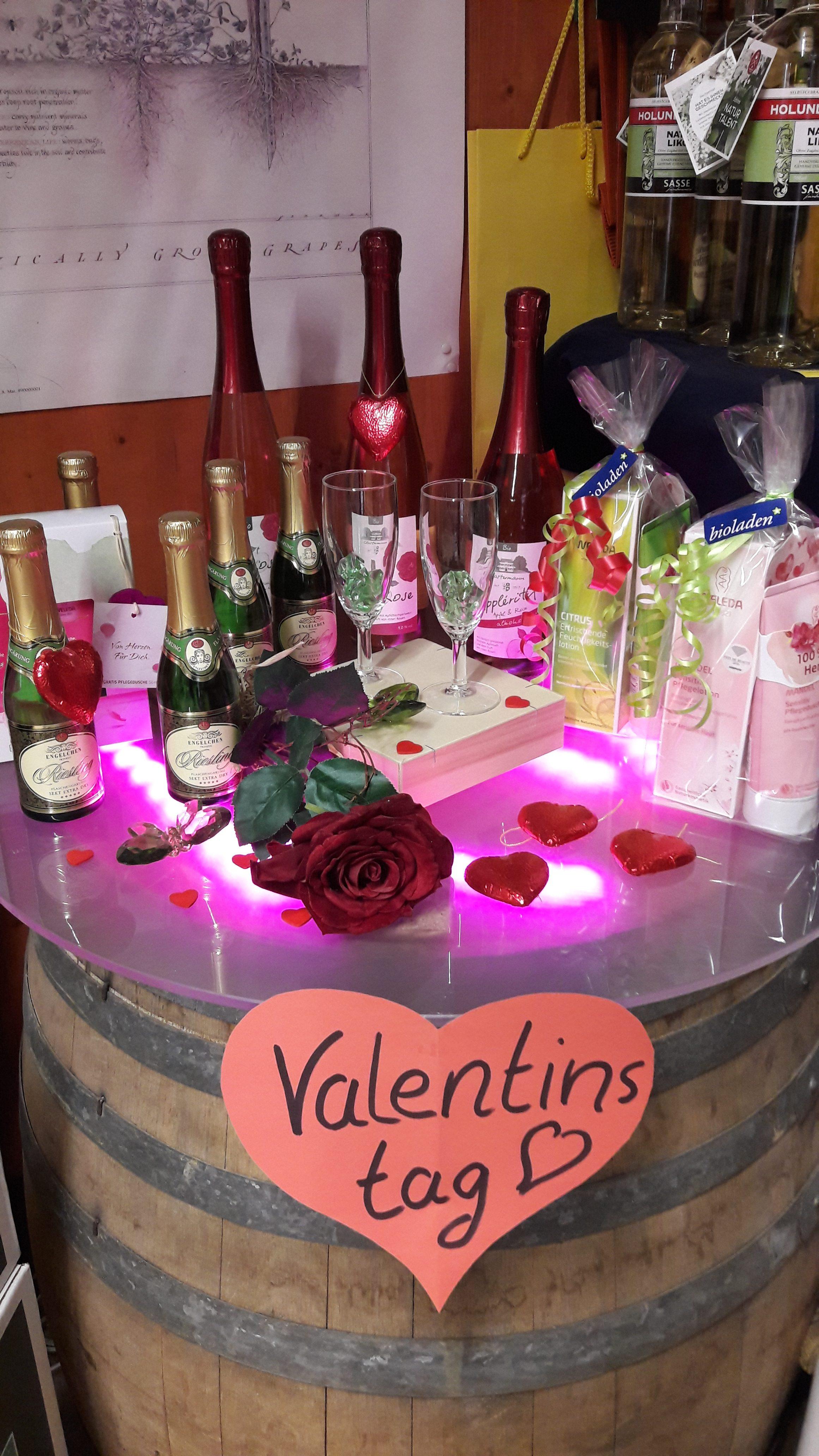 Am 14. Februar ist Valentinstag – wir haben die Geschenke!