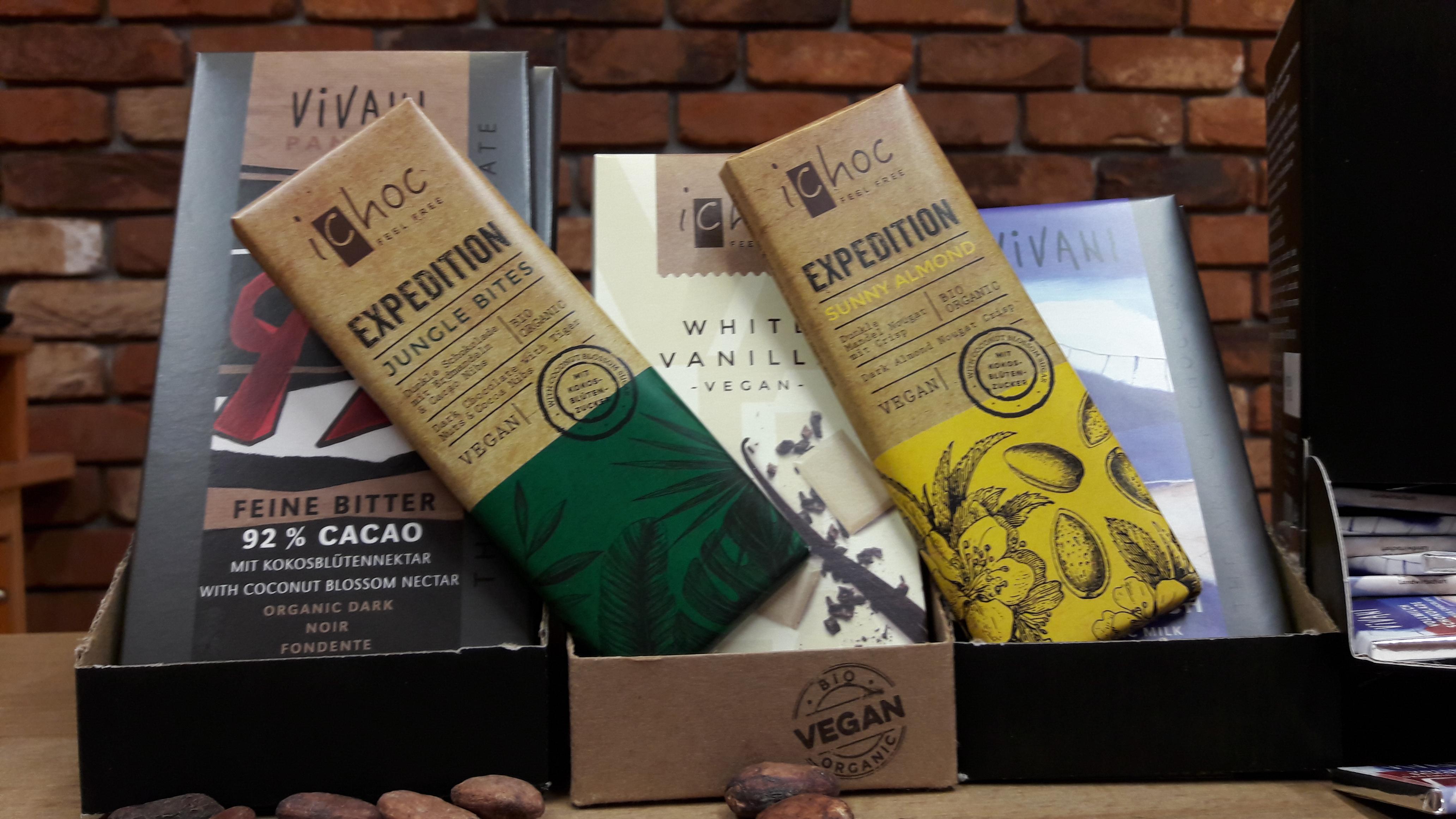 Schokolade macht glücklich! Vivani-Probieraktion am Samstag, den 18. Februar 2017