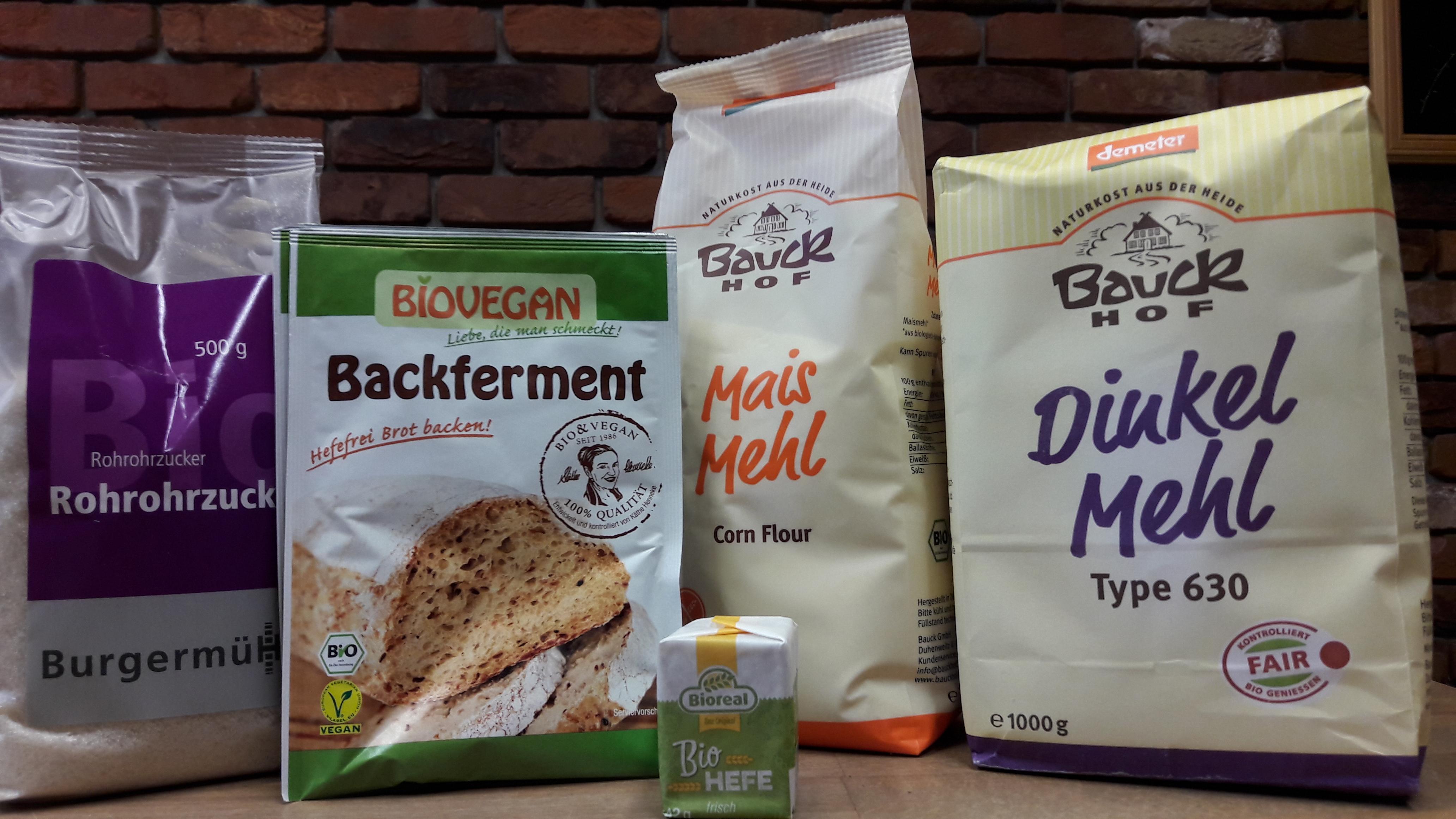 Birgit backt Brot! Rezeptideen aus unserem Team – heute: superleckerer Bio-Dinkeltoast