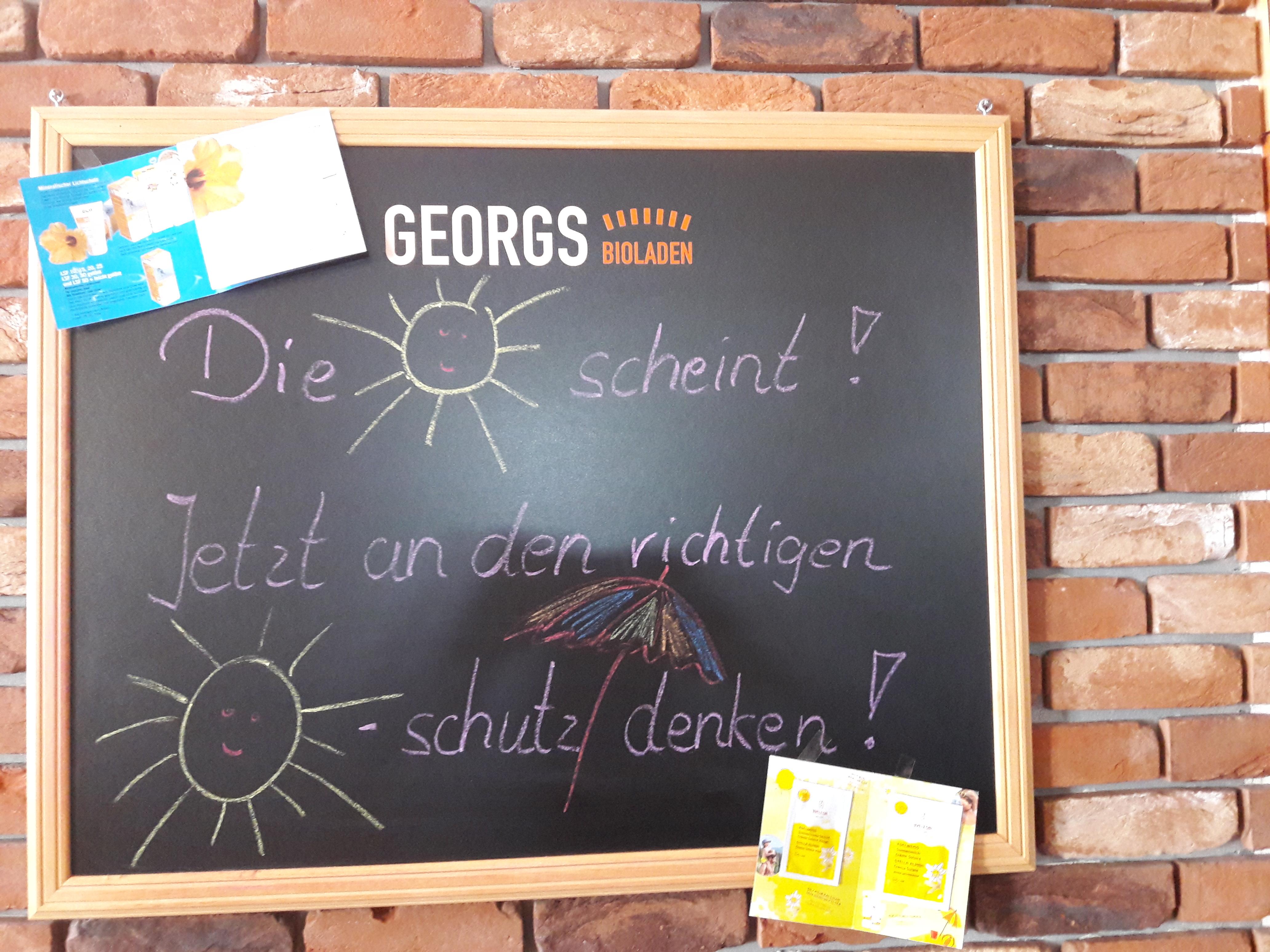 Sommer – Sonne – Sonnenschutz!