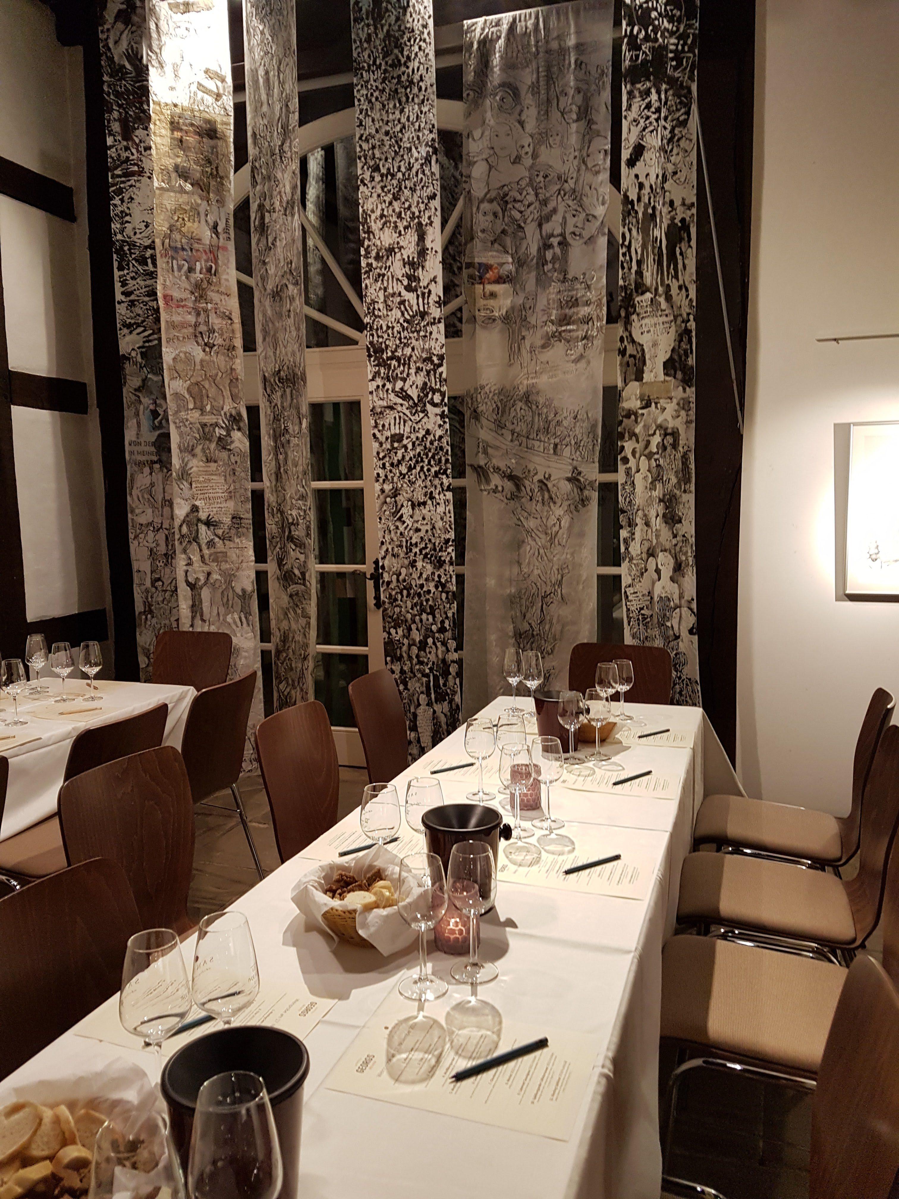 Herzliche Einladung zur Weinprobe am Freitag, den 09. November 2018