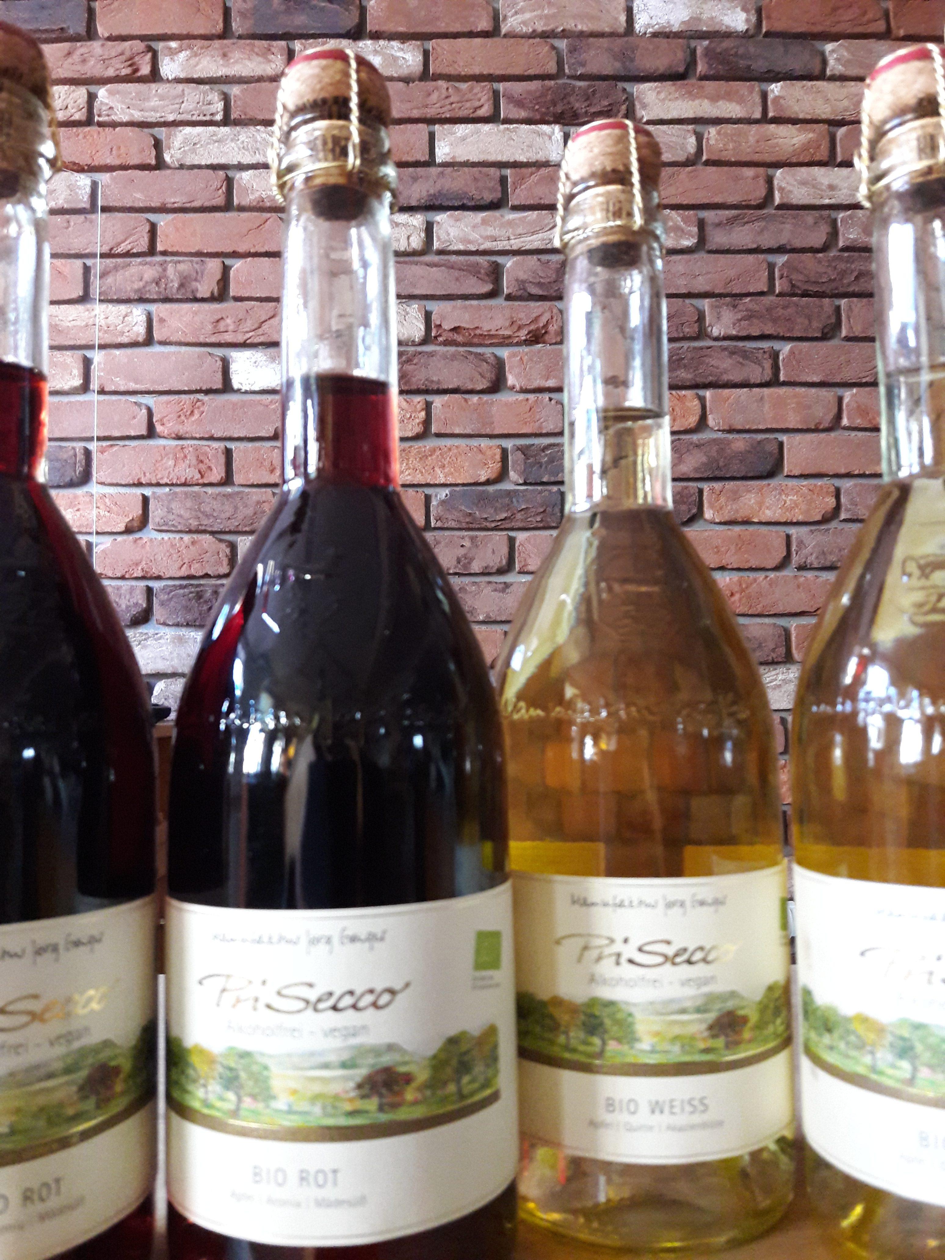 PriSecco – die wunderbar fruchtige alkoholfreie Bioalternative!
