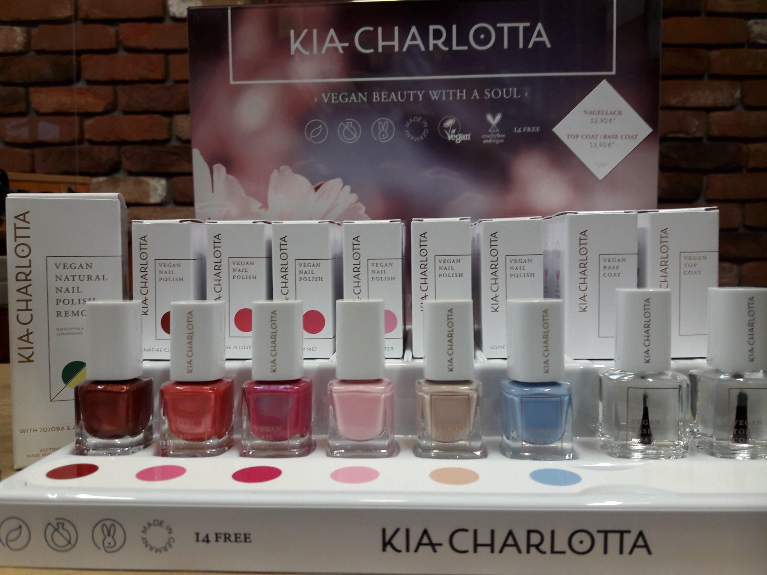 """Neu bei uns: Premium-Naturkosmetik mit Botschaft von Kia-Charlotta: """"Better For You!"""""""