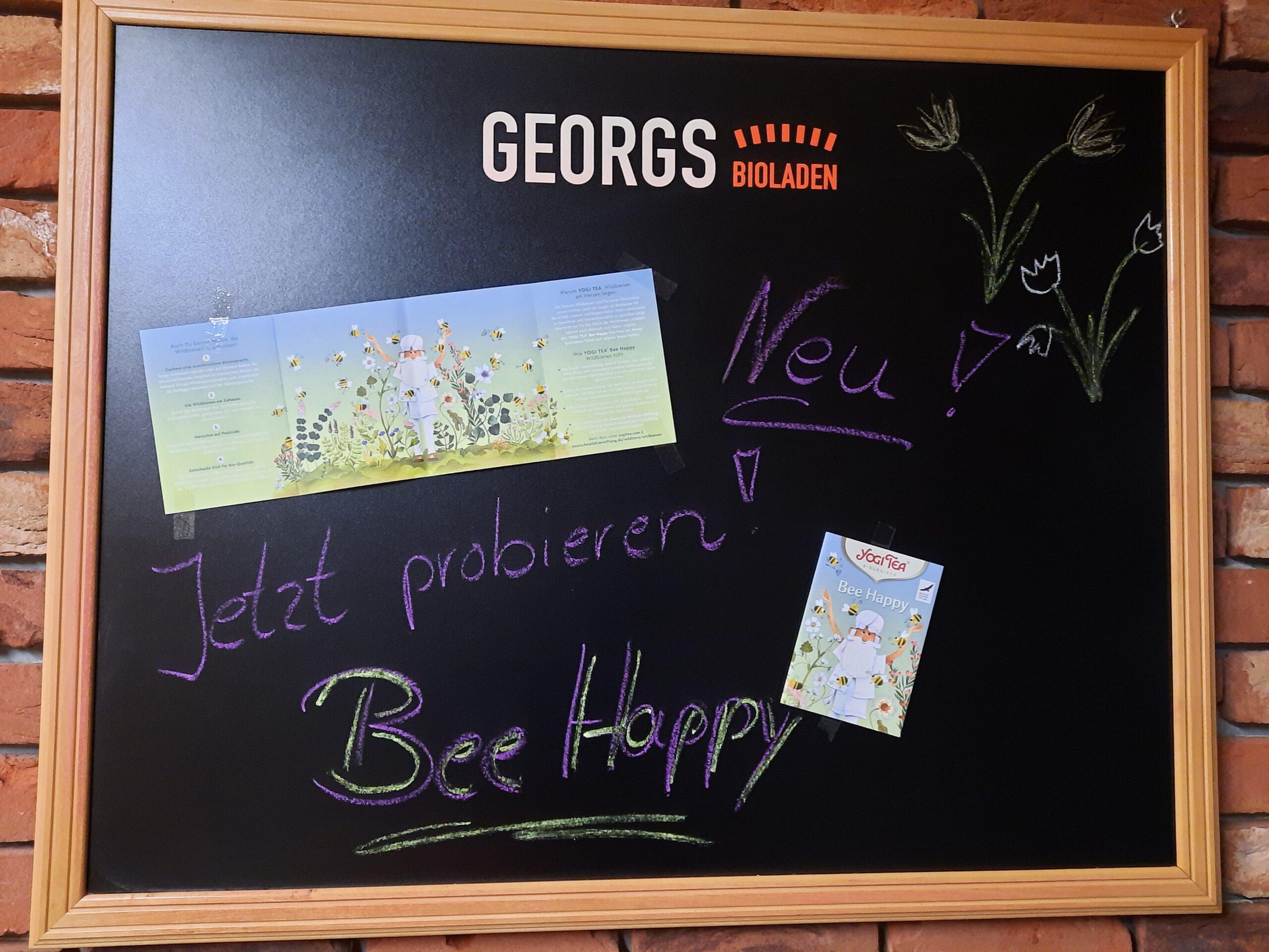 Yogi Tea Saves the Bees!